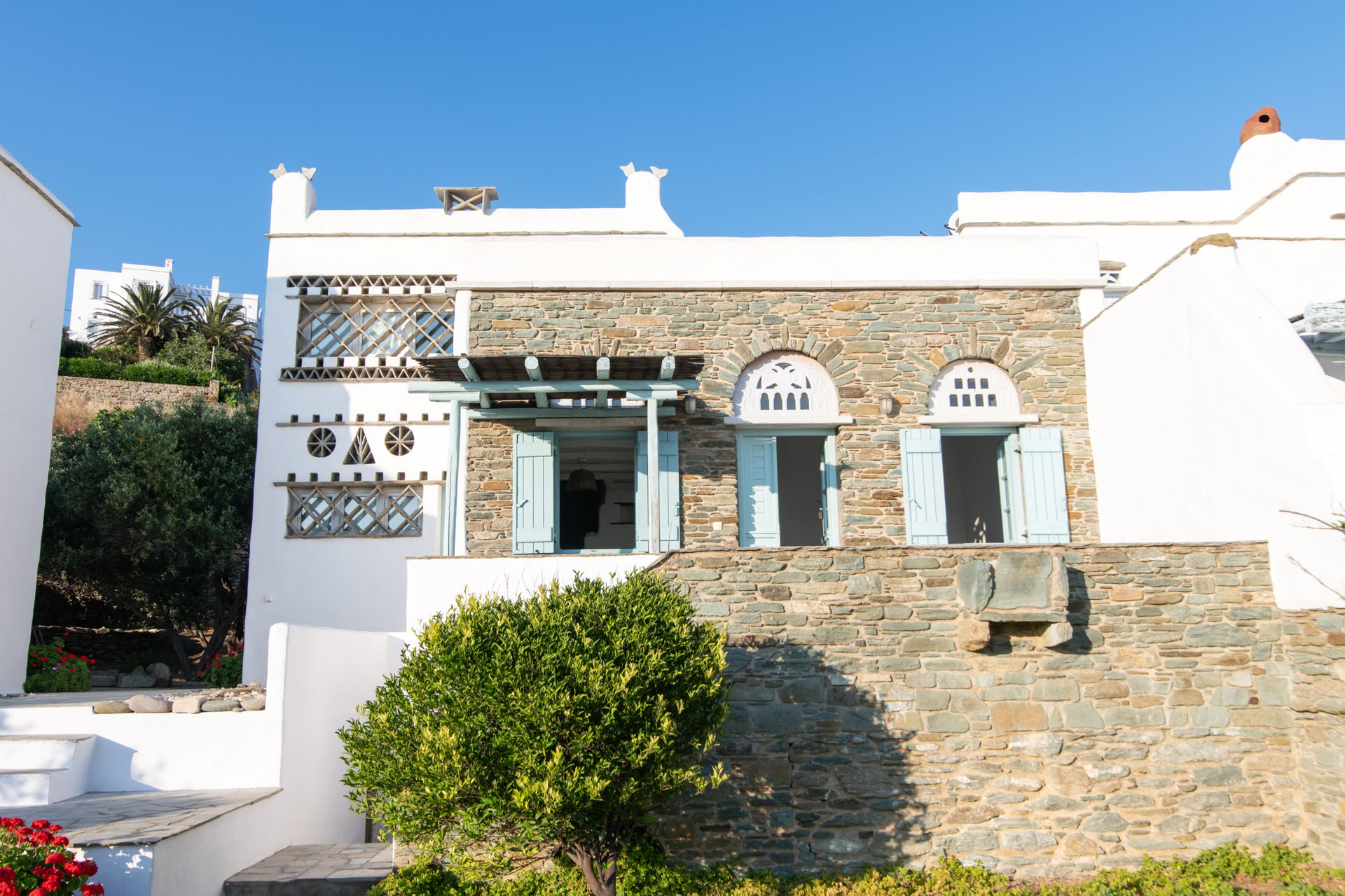 Tinos Hotels Rigani