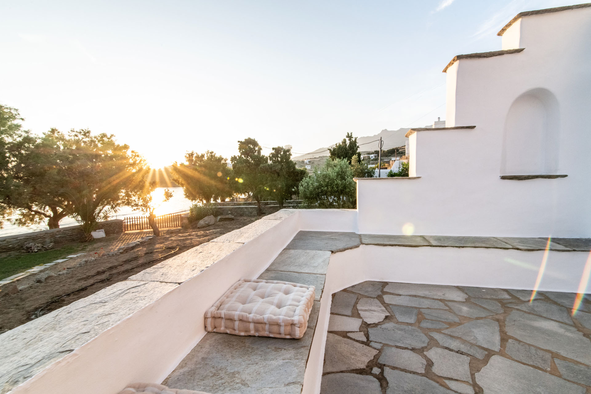 Tinos Hotels Ligaria
